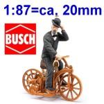 1:87 Figuren - Busch