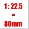 Gartenbahn Figuren 1:22,5 - 80mm