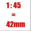 Preiser Figuren 1:43-48 - 40-42mm