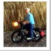 beleuchtete Zweiräder - 1:220