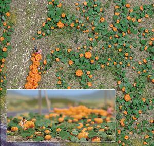 1:87 Kürbisse in verschiedenen Grössen (3-8,5mm) - Busch Art.Nr.070-1201