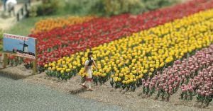 H0 Tulpen, 120 St. in 5 Farben - Busch  | günstig bestellen bei Modelleisenbahn Center  MCS Vertriebs GmbH