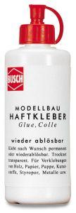 Kleber - Haftkleber, 100g - Busch Klebt nach Wunsch permanent oder wiederablösbar. | günstig bestellen bei Modelleisenbahn Center  MCS Vertriebs GmbH