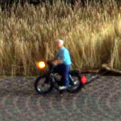 1:220 Radfahrer mit Hemd + Mütze   - Preiser Figur beleuchtet by Bicyc-LED | günstig bestellen bei Modelleisenbahn Center  MCS Vertriebs GmbH