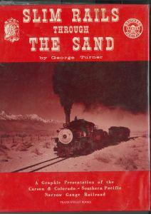 Slim Rails through the Sand - Southern Pacific Lines  - Georg Turner | günstig bestellen bei Modelleisenbahn Center  MCS Vertriebs GmbH