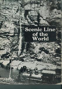 Scenic Line of the World - Black Canyon Revised  -  Cornelius W. Hauck | günstig bestellen bei Modelleisenbahn Center  MCS Vertriebs GmbH