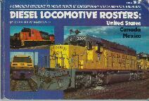 Diesel Locomotive Roosters: United States, Canada, Mexico - 1982  | günstig bestellen bei Modelleisenbahn Center  MCS Vertriebs GmbH