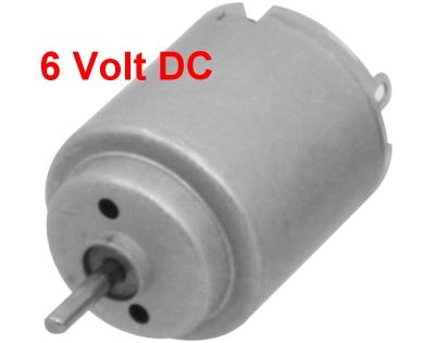 Bastel-Motor Nr.790 - 2-6V DC - Länge 40mm  | günstig bestellen bei Modelleisenbahn Center  MCS Vertriebs GmbH