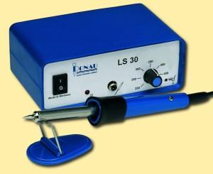 Lötstation 30W, Regelbereich 150°-450°C - kompakte Bauweise   | günstig bestellen bei Modelleisenbahn Center  MCS Vertriebs GmbH