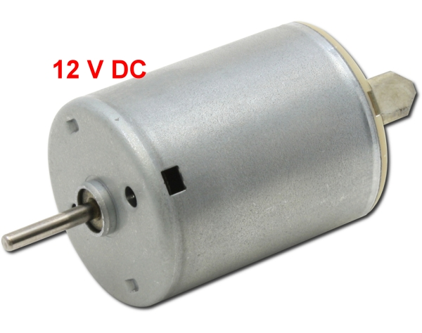 Bastel-Motor Nr.305 -  12V DC - Länge 30,5mm  | günstig bestellen bei Modelleisenbahn Center  MCS Vertriebs GmbH