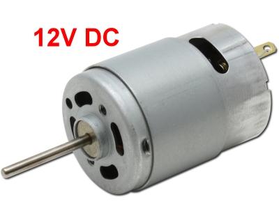 Bastel-Motor Nr.400 -  12V DC - Länge 37,8mm  | günstig bestellen bei Modelleisenbahn Center  MCS Vertriebs GmbH