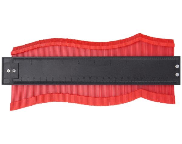 Konturenlehre magnetisch, 260mm lang   | günstig bestellen bei Modelleisenbahn Center  MCS Vertriebs GmbH