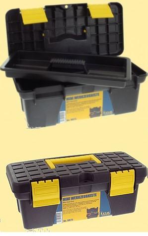 Mini-Werkzeugkiste   - für viele Verwendungszwecke | günstig bestellen bei Modelleisenbahn Center  MCS Vertriebs GmbH