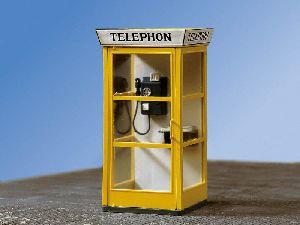1:22,5 Telefonzelle - Pola  | günstig bestellen bei Modelleisenbahn Center  MCS Vertriebs GmbH