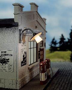 G Wandlampe beleuchtet, 3 Stück - Pola  | günstig bestellen bei Modelleisenbahn Center  MCS Vertriebs GmbH