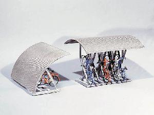 G Fahrradständer - Pola - Kunststoff Bausatz | günstig bestellen bei Modelleisenbahn Center  MCS Vertriebs GmbH