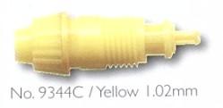 A470 Düse Large Coveragegelb für grosse Flächen, z.B. T-Shirts oder grosse Automodelle - Aztek 1,02 mm Spritzbreite | günstig bestellen bei Modelleisenbahn Center  MCS Vertriebs GmbH
