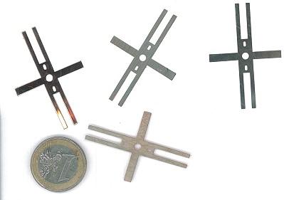 Achsschleifer für Wagenbeleuchtungen, geeignet für H0, TT und N, 10 Stück  | günstig bestellen bei Modelleisenbahn Center  MCS Vertriebs GmbH