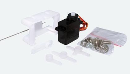 Servo-Antrieb mit Metallgetriebe und Befestigungsmaterial – Esu  - für starke Beanspruchung | günstig bestellen bei Modelleisenbahn Center  MCS Vertriebs GmbH