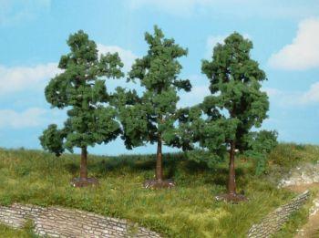 Obstbäume 8-12cm, 4 Stück - Heki Meisterprogramm  | günstig bestellen bei Modelleisenbahn Center  MCS Vertriebs GmbH