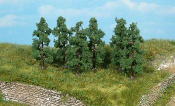 Birnbäume 6cm, 6 Stück - Heki Meisterprogramm  | günstig bestellen bei Modelleisenbahn Center  MCS Vertriebs GmbH