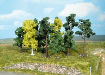 Laubwald gemischt, 7-10cm - Sortiment mit 100 Bäumen - Heki Preiswerte Grosspackung! | günstig bestellen bei Modelleisenbahn Center  MCS Vertriebs GmbH