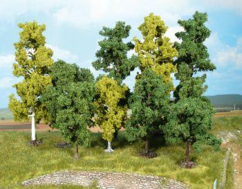 Laubwald gemischt, 10-18cm - Sortiment mit 40 Bäumen - Heki Super Artline Preiswerte Grosspackung! | günstig bestellen bei Modelleisenbahn Center  MCS Vertriebs GmbH
