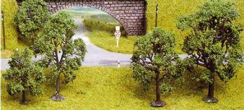 Laubbäume 7-12cm - 5 Rohlinge aus Kunststoff - Heki Bausatz mit Heki-Flor zum Beflocken | günstig bestellen bei Modelleisenbahn Center  MCS Vertriebs GmbH