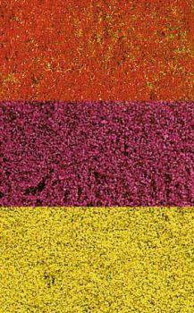 Decovlies Blumen gemischt, gelb, rot und erika, 28 x 14cm - Heki grüne Fasern mit feinen, blühenden Flocken | günstig bestellen bei Modelleisenbahn Center  MCS Vertriebs GmbH