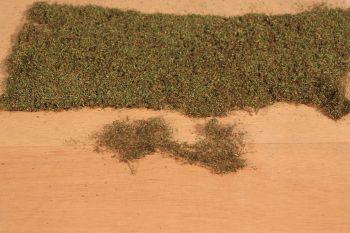 Blätterflor herbstgrün, Belaubungsvlies mit microfeinen Blättern - Heki - Vlies 28x14cm gross | günstig bestellen bei Modelleisenbahn Center  MCS Vertriebs GmbH