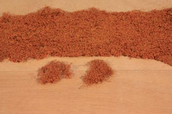 Blätterflor herbstrot, Belaubungsvlies mit microfeinen Blättern - Heki - Vlies 28x14cm gross | günstig bestellen bei Modelleisenbahn Center  MCS Vertriebs GmbH