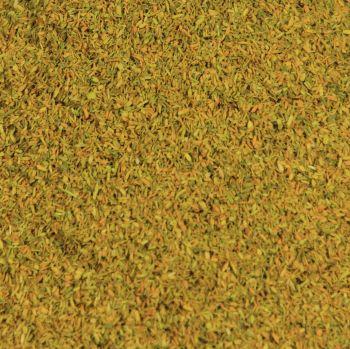 Blattlaub herbstgelb, microfeine Blätter - Heki - ideal zum Nachbeflocken Ihrer Bäume und Büsche | günstig bestellen bei Modelleisenbahn Center  MCS Vertriebs GmbH