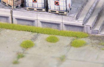 Grasbüschel hellgrün, 2,5m hoch, 100 Büschel + 5 Streifen - Heki - niedrig für kleine Spurweiten | günstig bestellen bei Modelleisenbahn Center  MCS Vertriebs GmbH