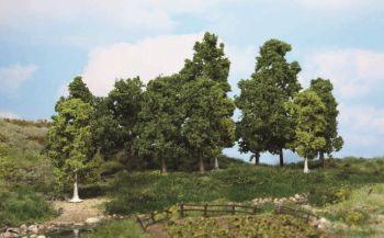Laubbäume 10-18cm, 15 Stück - Heki Super Artline Art.Nr.346-1991