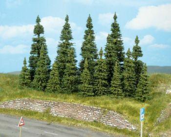Tannen, 12-18cm - Sortiment mit 55 Bäumen - Heki Preiswerte Grosspackung! | günstig bestellen bei Modelleisenbahn Center  MCS Vertriebs GmbH