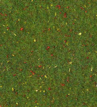 Grasmatte Blumenwiese, 200 x 100cm - Heki - mit 2-3mm hohen Grasfasern | günstig bestellen bei Modelleisenbahn Center  MCS Vertriebs GmbH