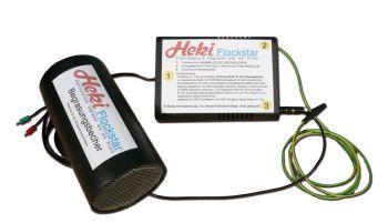 Flockstar elektrostatisch Beflocken wie die Profis - Heki - für Fasern bis 6mm Länge | günstig bestellen bei Modelleisenbahn Center  MCS Vertriebs GmbH