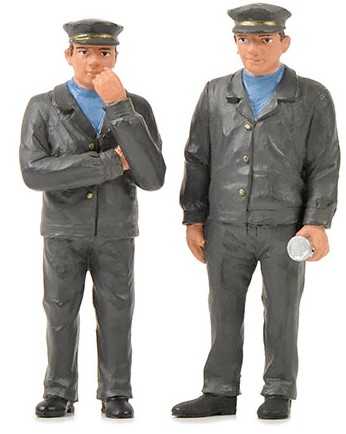 1:22,5 Lokpersonal – Scenecraft Figures  | günstig bestellen bei Modelleisenbahn Center  MCS Vertriebs GmbH