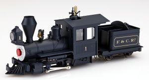 F&C Lokomotive schwarz Nr.1 - Minitrains 1001  | günstig bestellen bei Modelleisenbahn Center  MCS Vertriebs GmbH