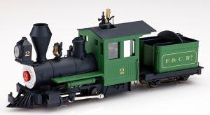 F&C Lokomotive grün Nr. 2 - Minitrains 1003  | günstig bestellen bei Modelleisenbahn Center  MCS Vertriebs GmbH