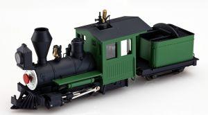 F&C Lokomotive grün ohne Nummer - Minitrains 1003  | günstig bestellen bei Modelleisenbahn Center  MCS Vertriebs GmbH