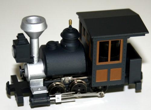 Porter Dampflok schwarz - Minitrains 1011  | günstig bestellen bei Modelleisenbahn Center  MCS Vertriebs GmbH