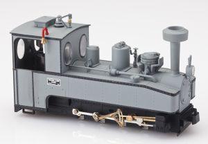 Brigadelok 0-8-0 grau mit Kobelschornstein - Minitrains 1022  | günstig bestellen bei Modelleisenbahn Center  MCS Vertriebs GmbH