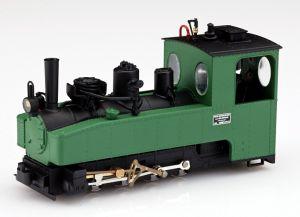 Brigadelok 0-8-0 grün mit geradem Schornstein - Minitrains 1023  | günstig bestellen bei Modelleisenbahn Center  MCS Vertriebs GmbH