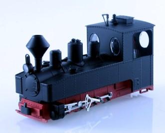 Brigadelok 0-8-0 schwarz-rot mit Diamond-Stack - Minitrains 1026  | günstig bestellen bei Modelleisenbahn Center  MCS Vertriebs GmbH