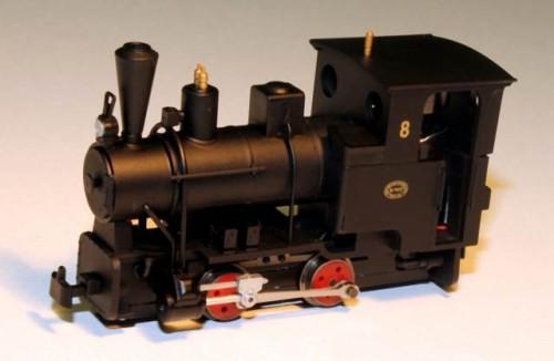 Boehler Dampflok schwarz - Minitrains 1042  | günstig bestellen bei Modelleisenbahn Center  MCS Vertriebs GmbH