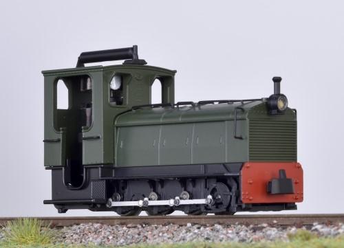 Schneider Locotracteur Diesellok grün - Minitrains 1052  | günstig bestellen bei Modelleisenbahn Center  MCS Vertriebs GmbH