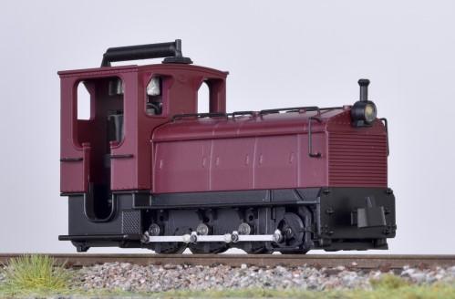 Schneider Locotracteur Diesellok rot - Minitrains 1053  | günstig bestellen bei Modelleisenbahn Center  MCS Vertriebs GmbH