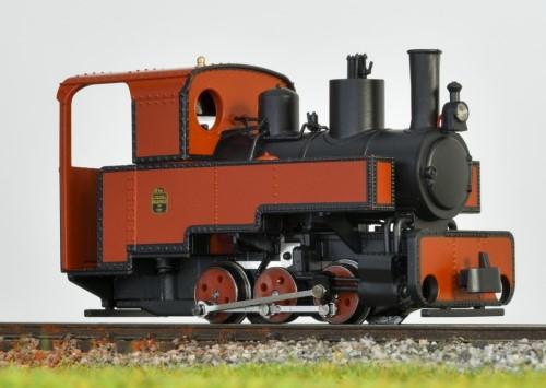 Decauville Dampflok rot - Minitrains 1082  | günstig bestellen bei Modelleisenbahn Center  MCS Vertriebs GmbH
