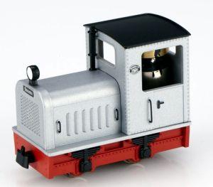 Gmeinder Diesellok silber - Minitrains 5011  | günstig bestellen bei Modelleisenbahn Center  MCS Vertriebs GmbH